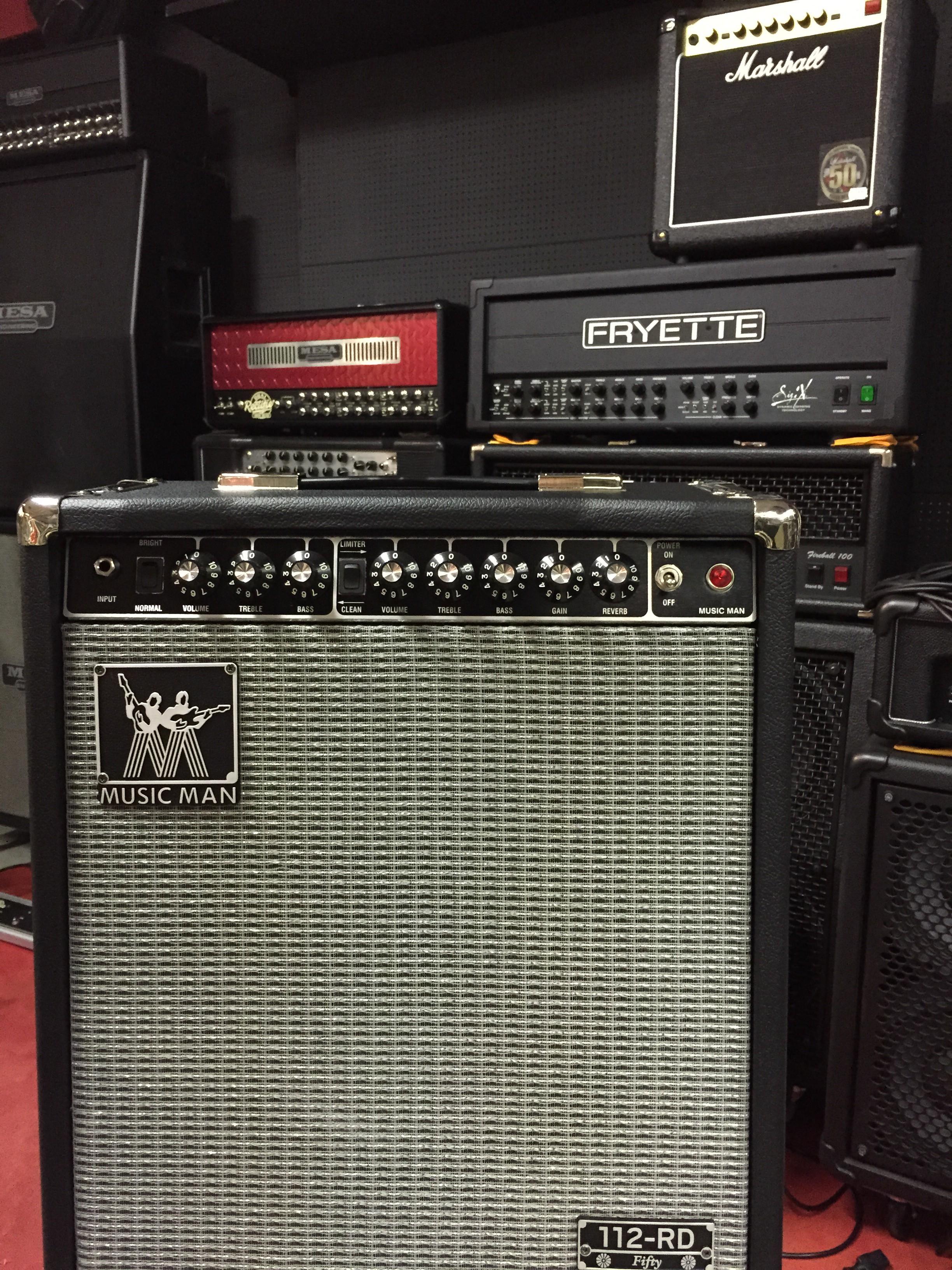 MusicMan 112 RD 50 Gitarrencombo