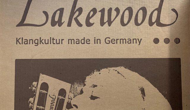 Neu im Musicpoint: Lakewood Gitarren!