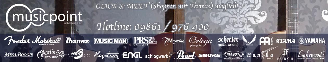 Musicpoint Rothenburg ob der Tauber
